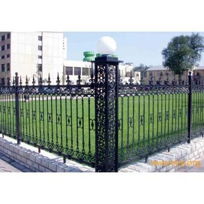 铁艺围栏定制