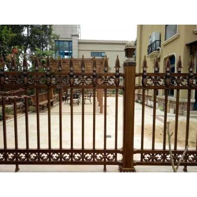 供应定铝艺 欧式铝制围栏