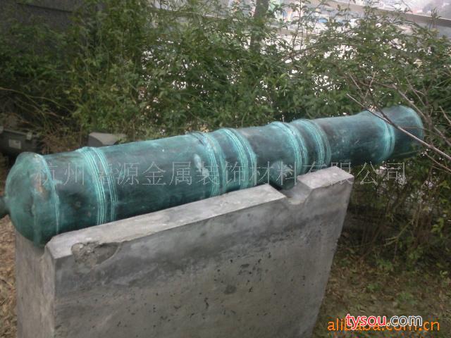 供应铜制大炮