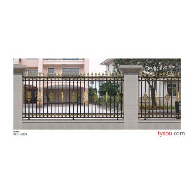 帝景园铝合金围栏,工厂直销,款式多样,深受工程采购者的喜爱欢迎您的惠顾