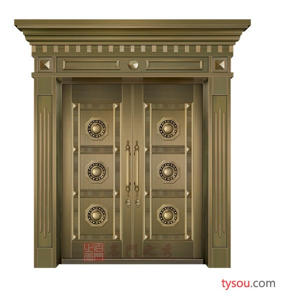 镇江铜门厂家,名门之秀品牌铜门,洛阳紫铜铜门,铜板1.0mm铜门,高端豪华铜门