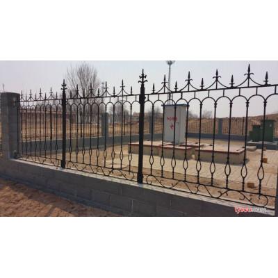 铸铁护栏  铁艺护栏 公路护栏 围墙护栏 铁艺栏杆
