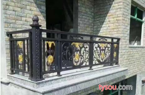 铝艺庭院围栏/铝艺栏杆  铝艺庭院围栏/铝艺栏杆
