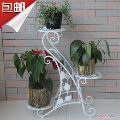 铁艺花架的制作工艺特性