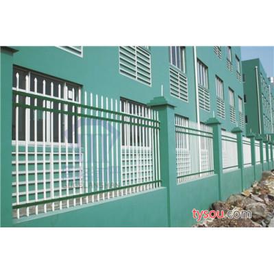 固格澜栅 小区学校围墙防护栏杆 工厂别墅围栏栅栏
