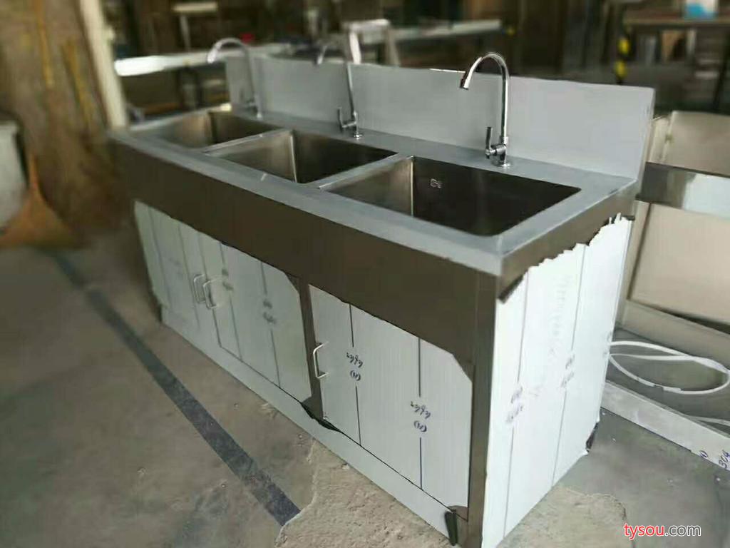 安徽铸信医疗不锈钢洗手池安徽不锈钢刷手池 不锈钢感应洗手池