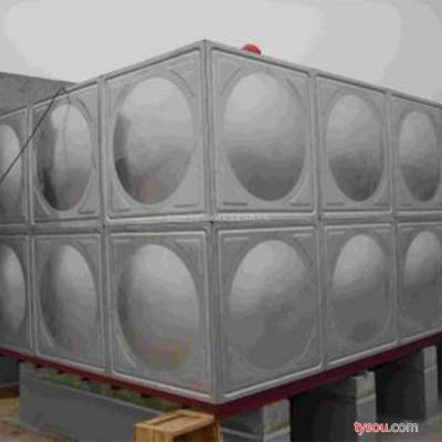 不锈钢水箱-顺征齐全 不锈钢组合水箱 不锈钢消防水箱
