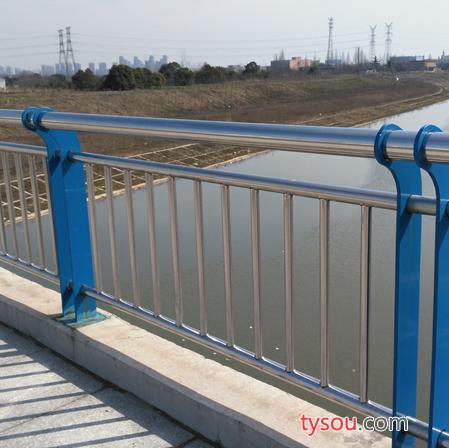 卓悦 桥梁护栏 不锈钢复合管