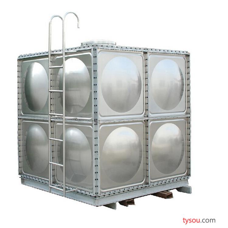 不锈钢装配式消防水箱 不锈钢焊接水箱 不锈钢水箱厂家