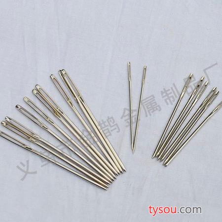 供应1.8mm×54mm绒线专用手缝针  精品推荐 质量保证 全国供货