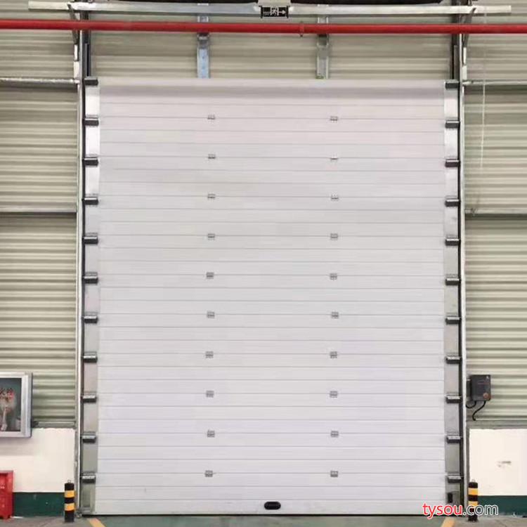 【振超门业】工业提升门  车间快速提升门  价格合理  滑升门批发 厂家直供 品质保障