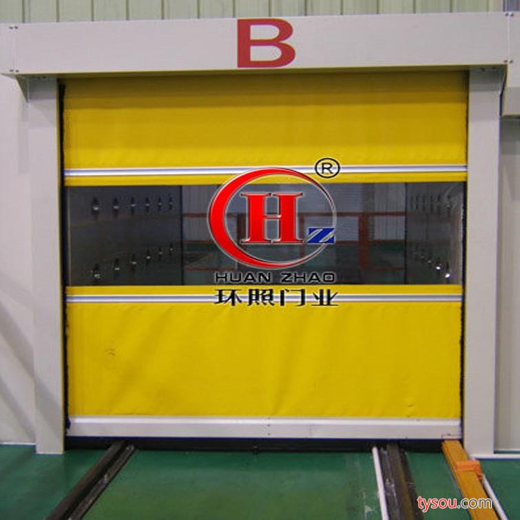 崇明区保温堆积门、保温折叠门、快速卷帘门