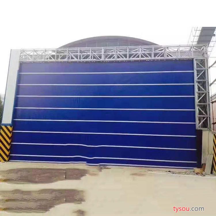 【振超门业】 天津厂家生产快速堆积门  硬质堆积门价格合理 欢迎来电洽谈