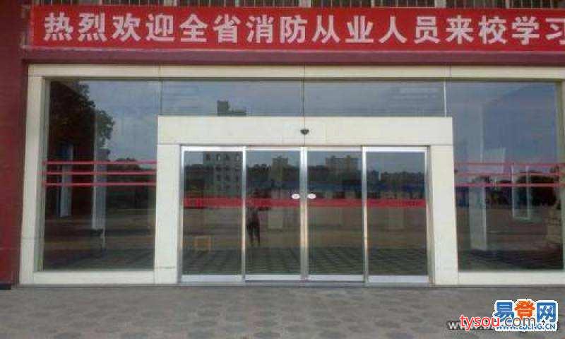 天津南开区安装感应门说明