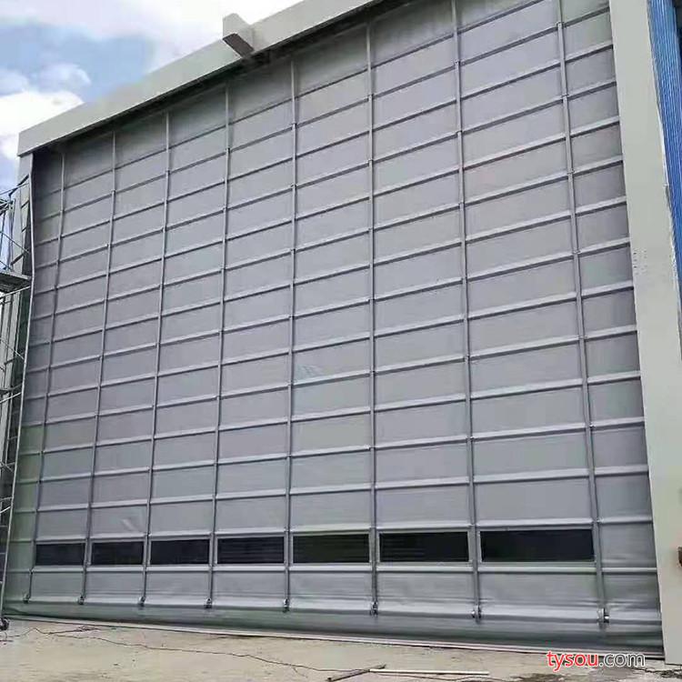 【振超门业】 天津厂家供应快速堆积门   硬质快速堆积门 可定制 欢迎来电洽谈
