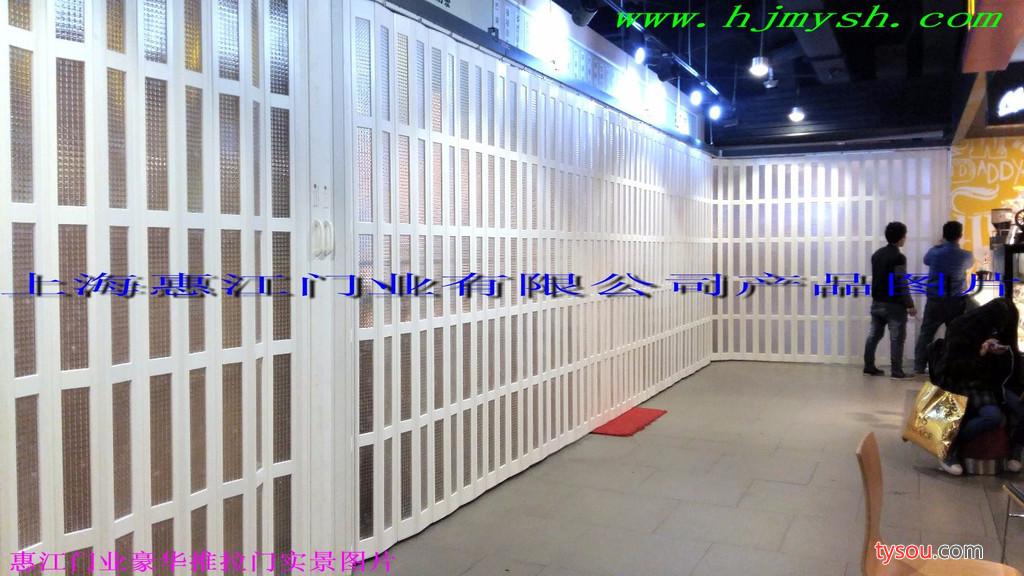 供应豪华PVC折叠门  室内隔断折叠门  活动隔断推拉门  客厅隔断  轻型隔断折叠门