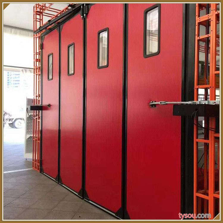 奥锐斯定制工业门 工业折叠门价格可议