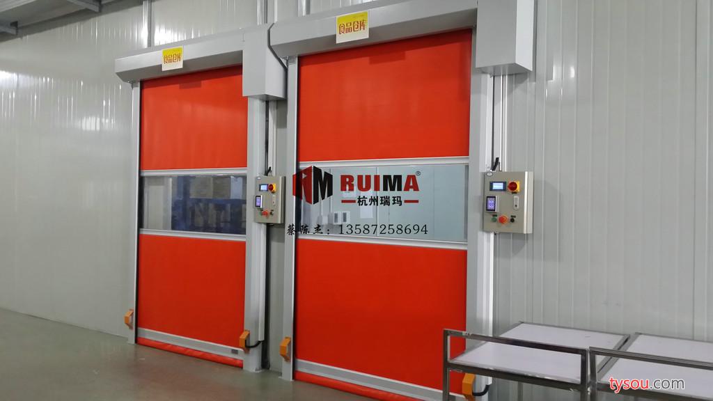 莆田市工业提升门价格、快速门价格、卷帘门本地厂家工程批发