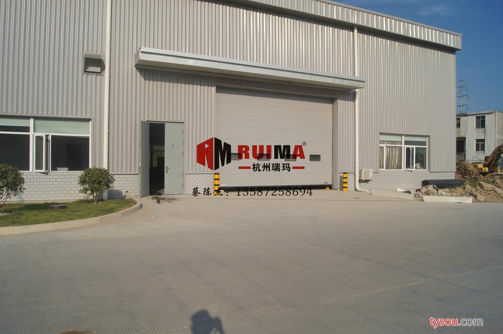 丽水市工业提升门、快速门、卷帘门本地厂家地址