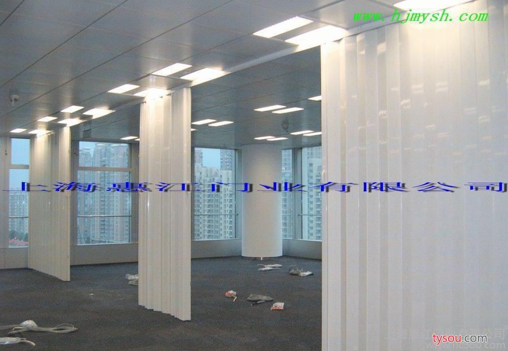 供应:  塑料折叠门  塑料百页门   塑料推拉门  PVC拉门 PVC隔断门