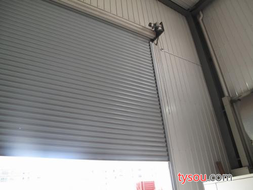 天津卷帘门-电动卷帘门 卷帘窗-厂房大型抗风卷帘门-卷闸门制作厂家