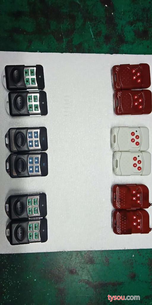 内蒙古自治区呼伦贝尔市电动门遥控器厂家