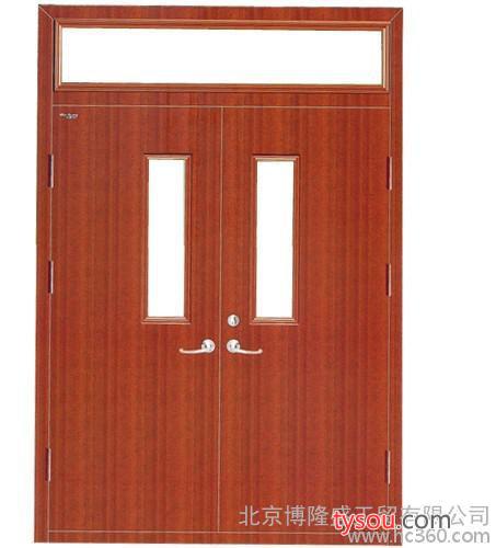 专业供应木质防火门窗 物美价廉 品质保证