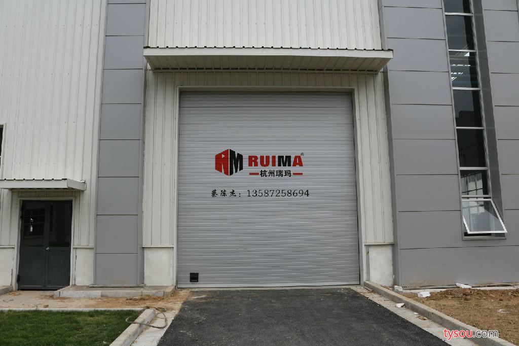 衢州市工业提升门、快速门、卷帘门本地厂家地址