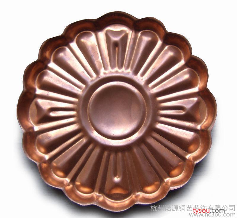 装饰材料 铜花 金属铜装饰材料 金属铜材料 铜饰片 铜饰片 金属铜装饰