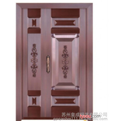 铜门,皇成铜艺,张家港铜门