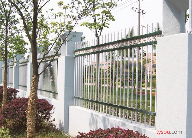 江苏固格澜栅 厂家直销 围墙护栏栏杆 庭院围栏栅栏