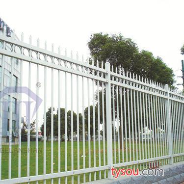 江苏固格澜栅 低价便宜 小区市政 金属锌钢围墙栅栏 庭院防护栏杆