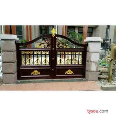 山东正宝 铝艺护栏价格 铝艺大门 铁艺护栏  正宝铝艺护栏 铁艺大门  定制