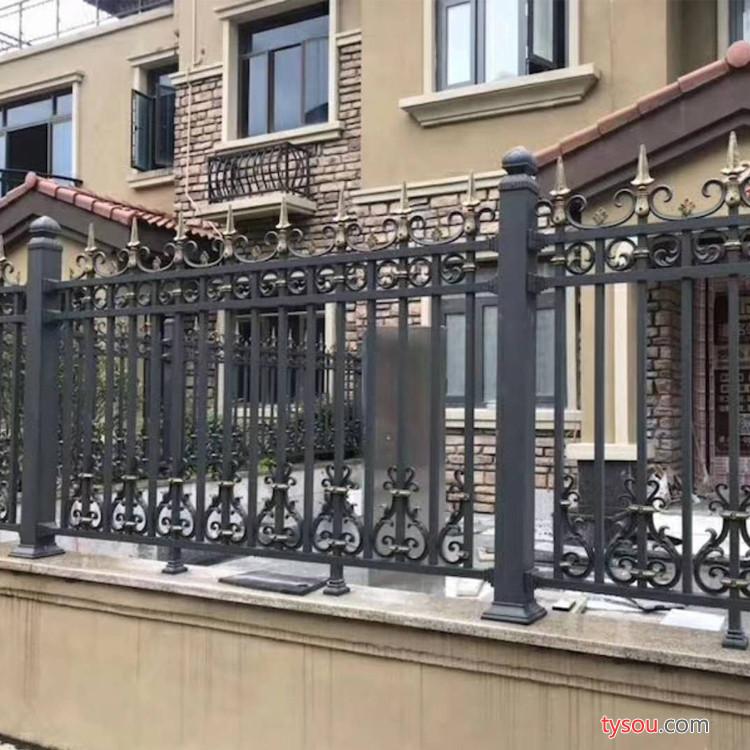 潍坊晟宏 铝艺护栏 护栏厂家 护栏价格优惠 定制批发 铝艺护栏销售