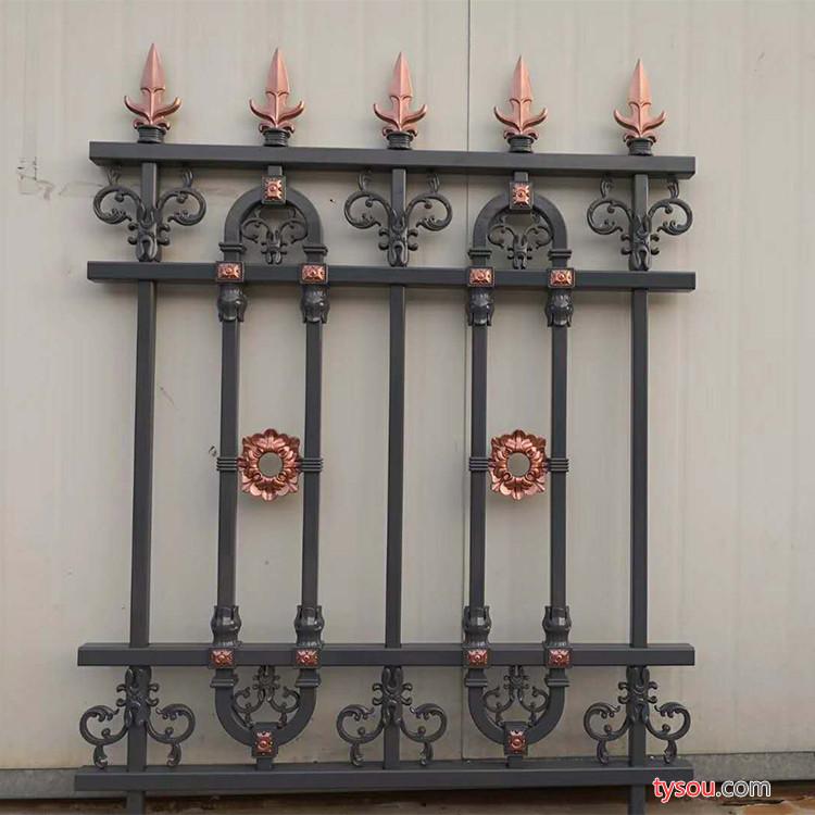 潍坊晟宏 铝艺护栏 护栏厂家 护栏价格优惠 定制批发 护栏厂家直供