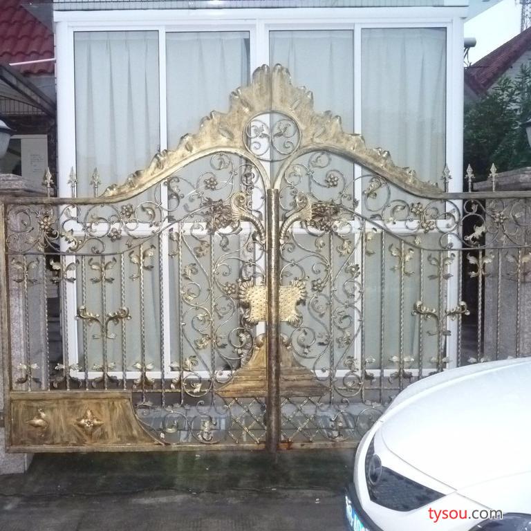 欧美艺(Omy)铁艺豪华庭院门