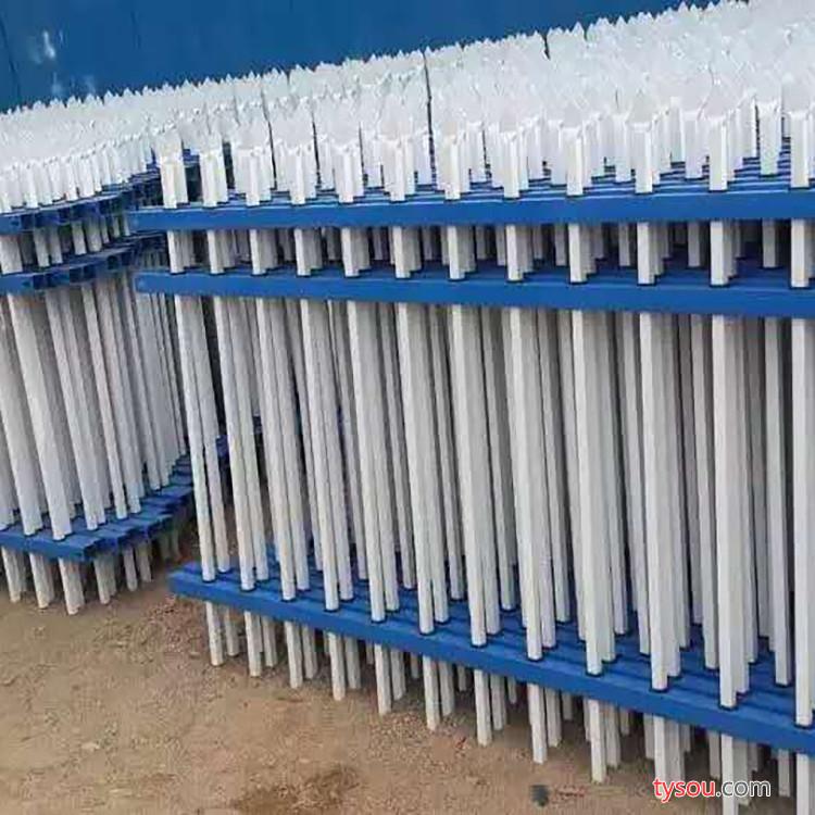 【恒特】宿州优质锌钢护栏 新型锌钢护栏网 公园小区围墙护栏定制
