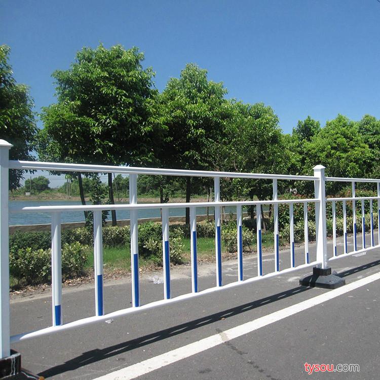 【恒特】 合肥道路护栏 交通公路护栏 市政防撞围栏 道路施工护栏定制 交通护栏