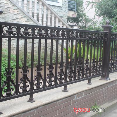 大连沙河口区锌钢护栏供应定制庭院铝艺大门供应定制