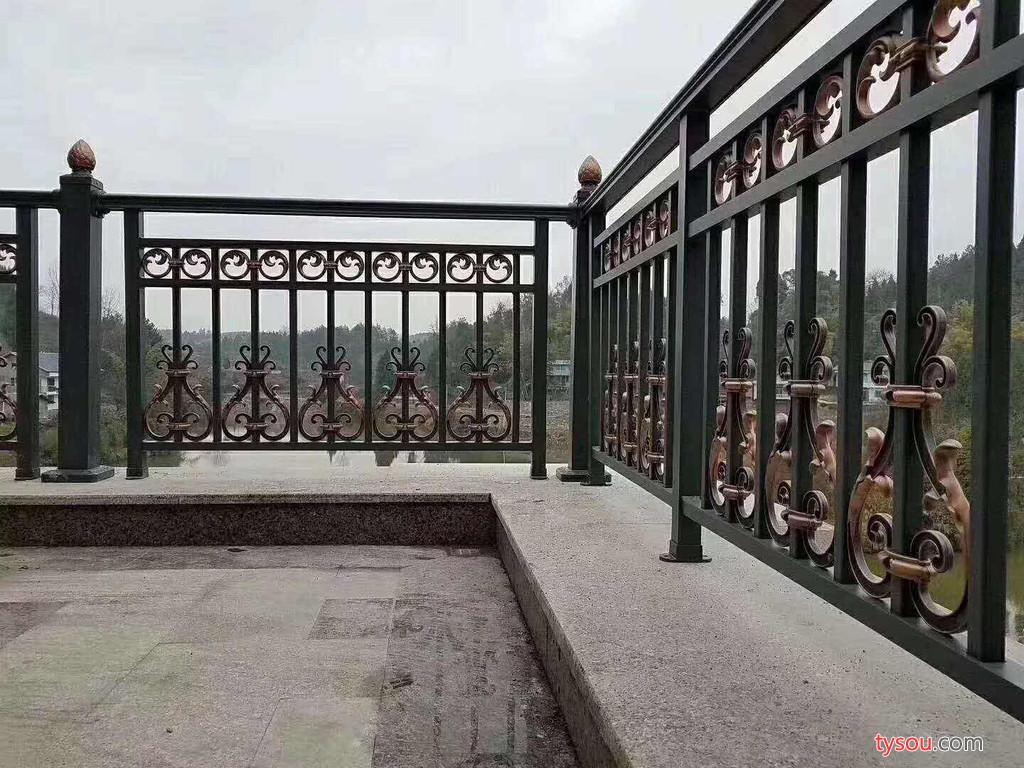 邯郸磁县围墙别墅护栏供应生产厂家别墅铝合金大门供应生产厂家