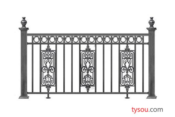 保定清苑区花园草坪护栏供应定制围墙庭院大门供应定制