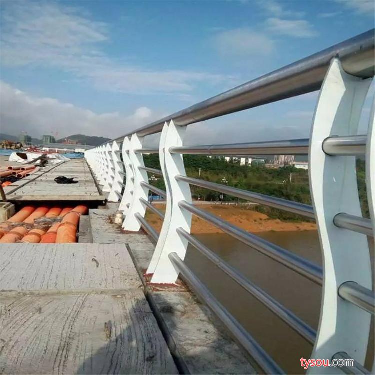 【恒特】 合肥桥梁护栏 河道桥梁护栏 公路桥立柱桥梁护栏定制生产 交通护栏