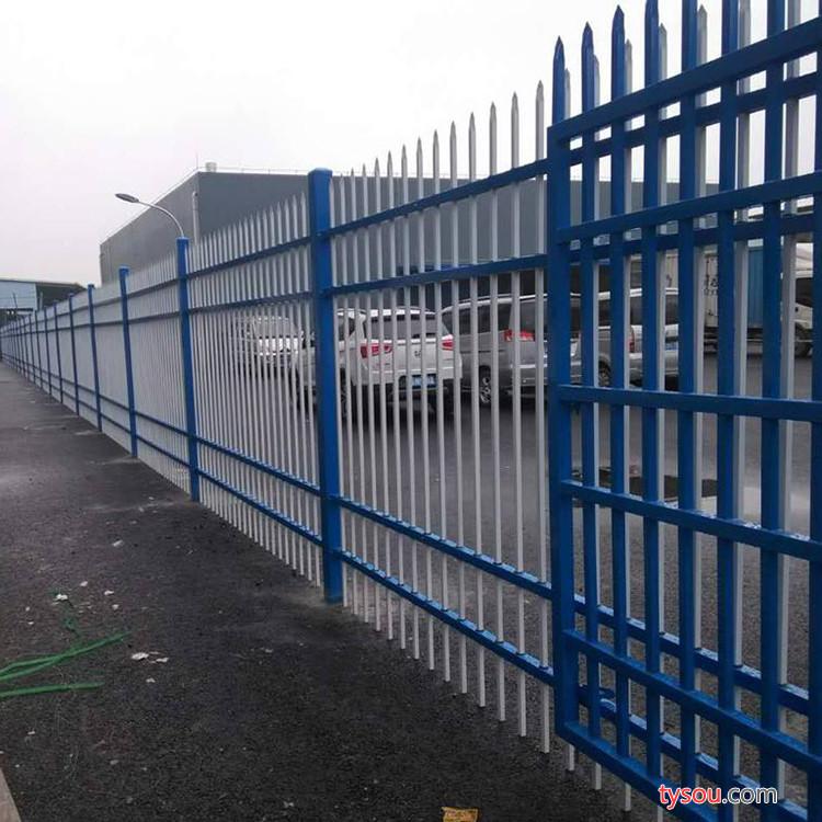 【恒特】滁州锌钢护栏 别墅道路锌钢护栏定制 市政庭院锌钢护栏批发