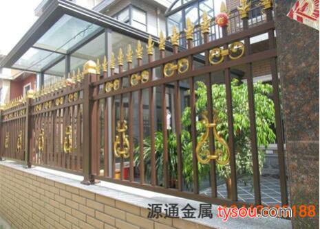 铝艺小区围栏/铝艺阳台护栏  铝艺小区围栏/铝艺阳台护栏