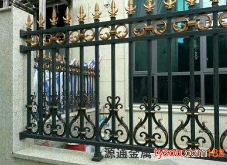 铝艺庭院栏杆/铝艺道路护栏