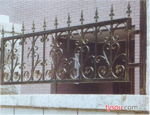 琅环五金工艺 直销铁艺栅栏锌钢护栏工厂围栏专业生产规格支持定做 铁艺围栏