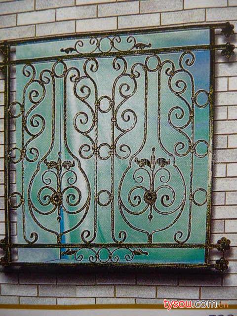 专业广东佛山安全防盗铁艺护窗  铁艺护窗 质量保证