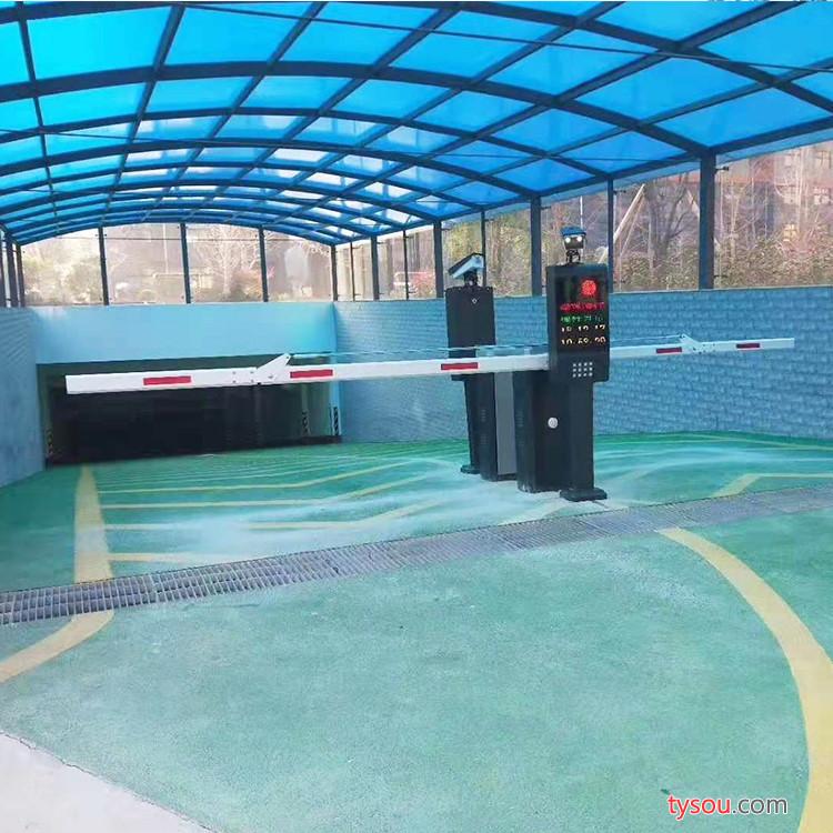 车辆识别系统 汽车牌照识别装置  停车场管理系统