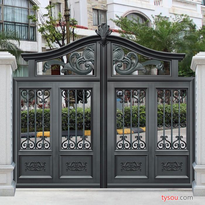 好德肯德基推拉门/铝合金玻璃门/庭院大门