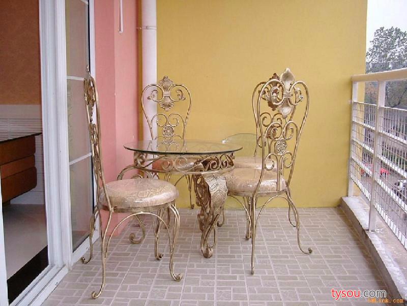铁艺订制各式铁艺家具椅子/桌子  创意休闲铁艺 质量保证